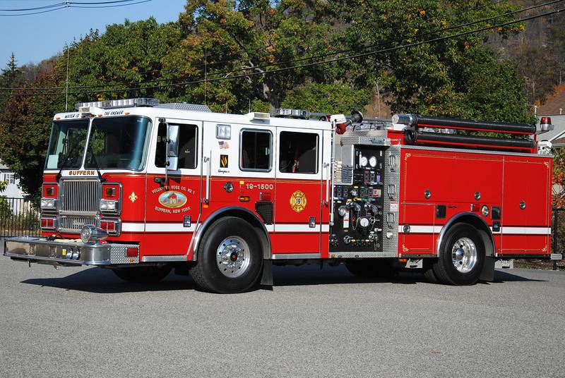 Volunteer Hose Company #1 Engine 19-1500