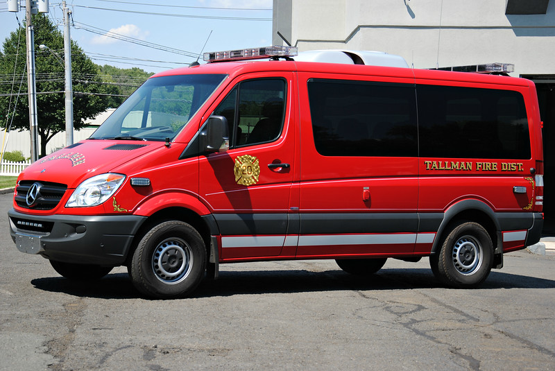 Tallman Fire Department 20-Patrol