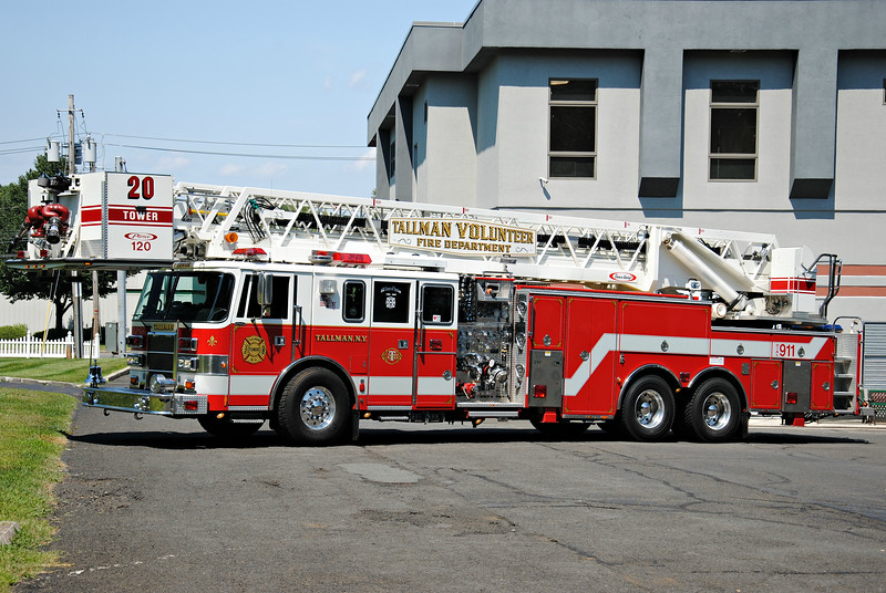 Tallman Fire Department 20-Tower