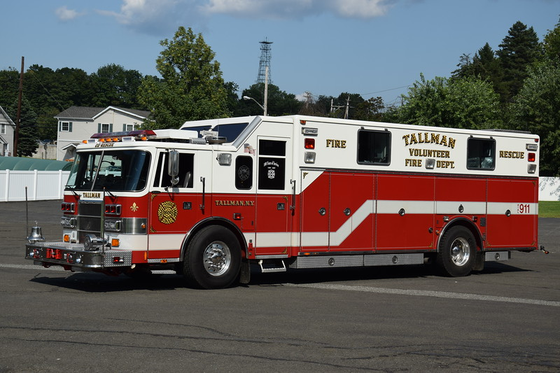 Tallman Fire Department 20-Rescue