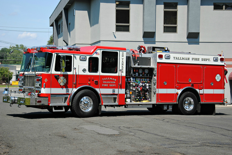 Tallman Fire Department 20-Tanker