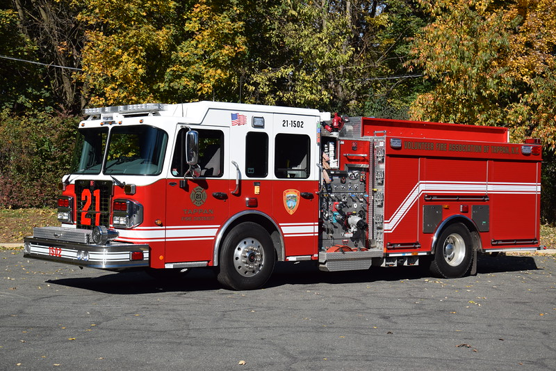 Tappan Fire Department Engine 21-1502