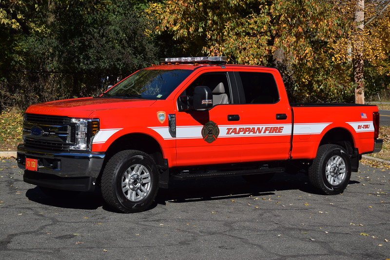 Tappan Fire Department 21-TSU