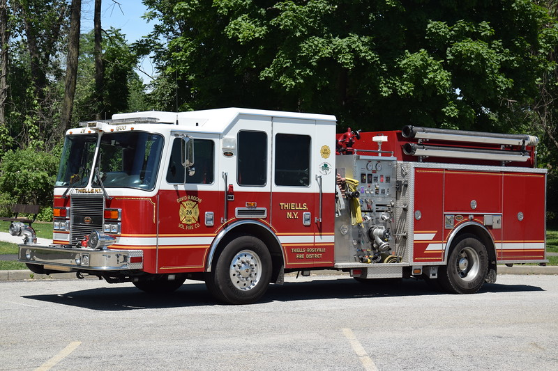 David B. Roche Fire Company 26-1500