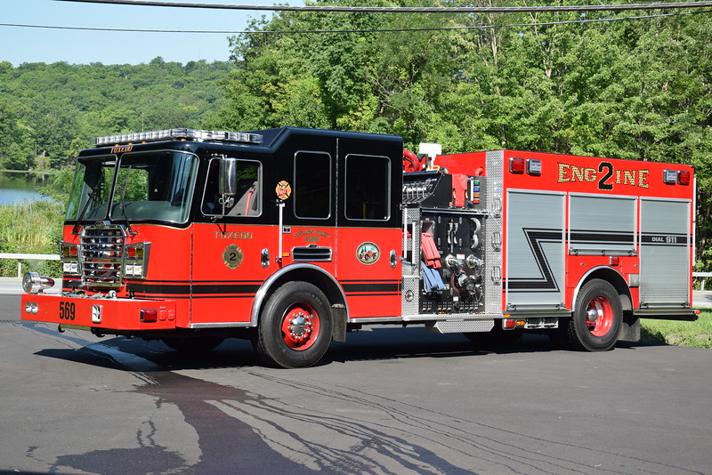 Sterling Forest Fire Company Engine 569