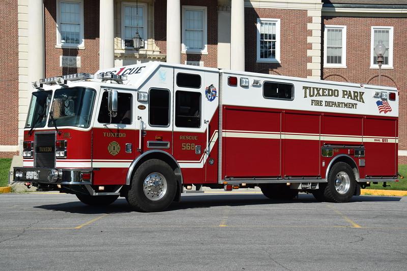 Tuexdo Park Fire Department Rescue 568