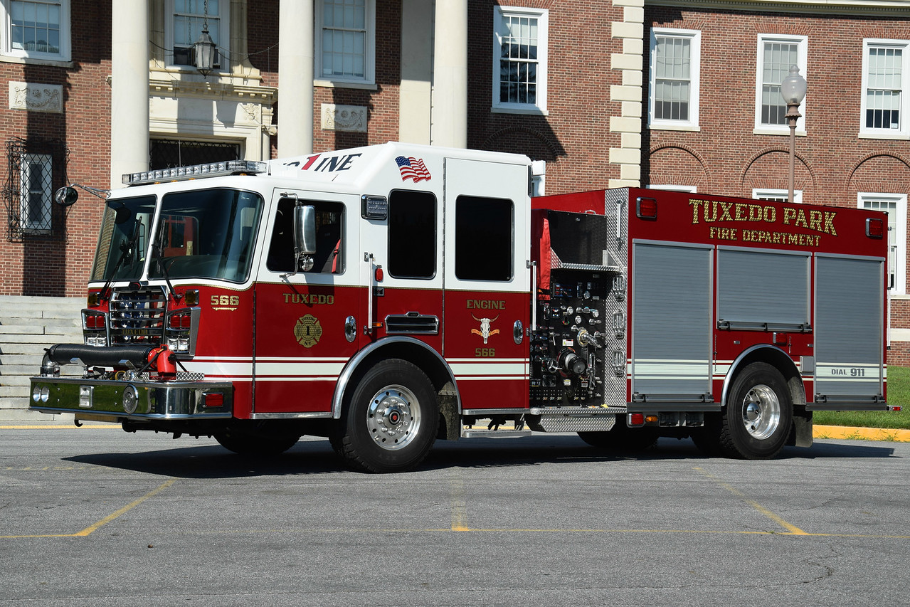 Tuexdo Park Fire Department Engine 536