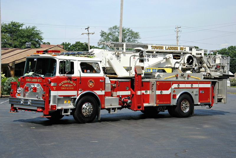 Ulster Hose Company #5, Tower 2