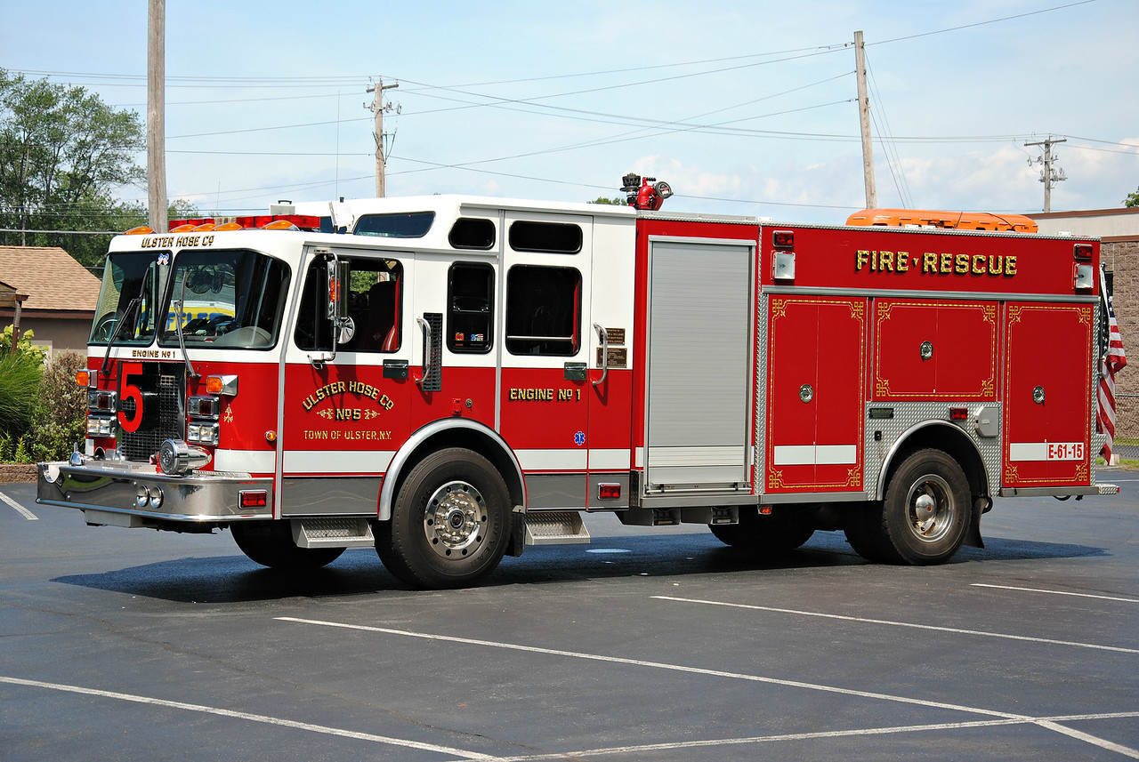 Ulster Hose Company #5, Engine-Rescue 1