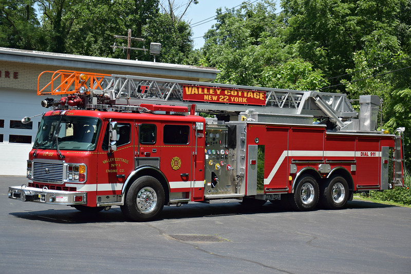 Valley Cottage Fire Department  22-99