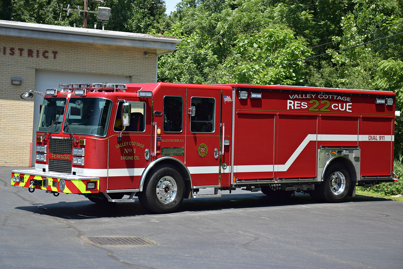 Valley Cottage Fire Department  22-Rescue