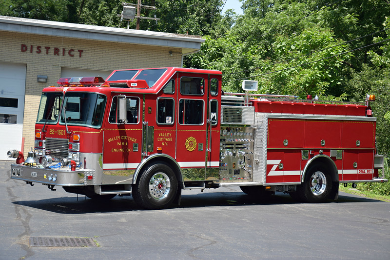 Valley Cottage Fire Department 22-1501