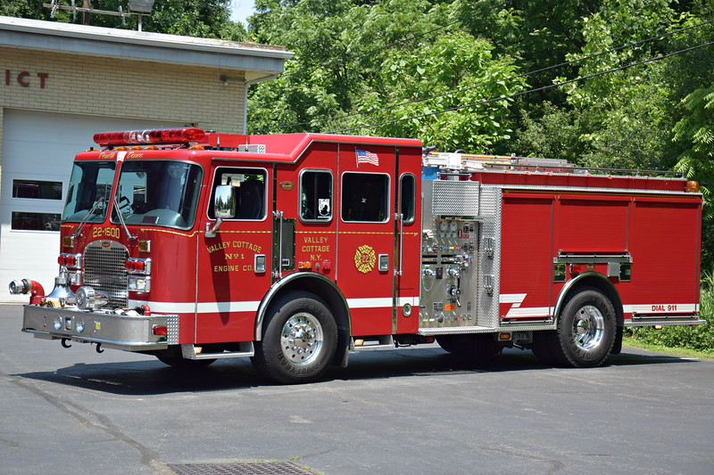 Valley Cottage Fire Department 22-1500