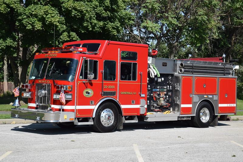 SW Johnson Fire Company #1 23-2000