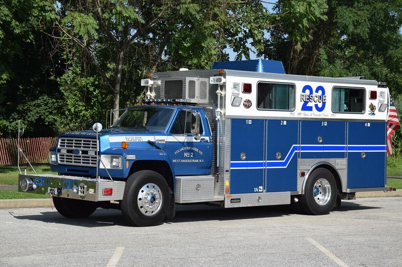 Volunteer Hose Company #2 23-Rescue