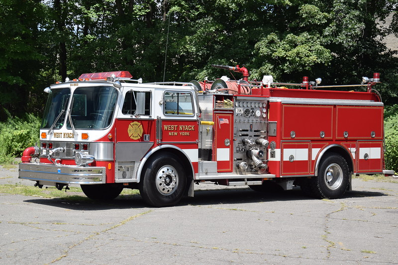 West Nyack Fire Department 24-1500