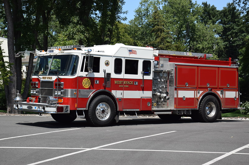 West Nyack Fire Department 24-1750