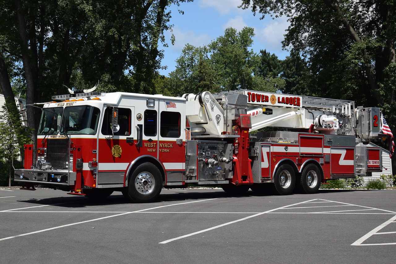 West Nyack Fire Department 24-Tower
