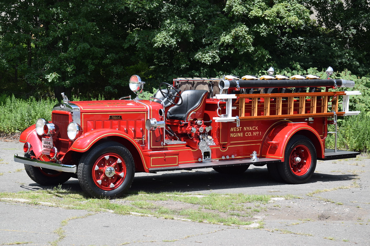West Nyack Fire Department 24-600