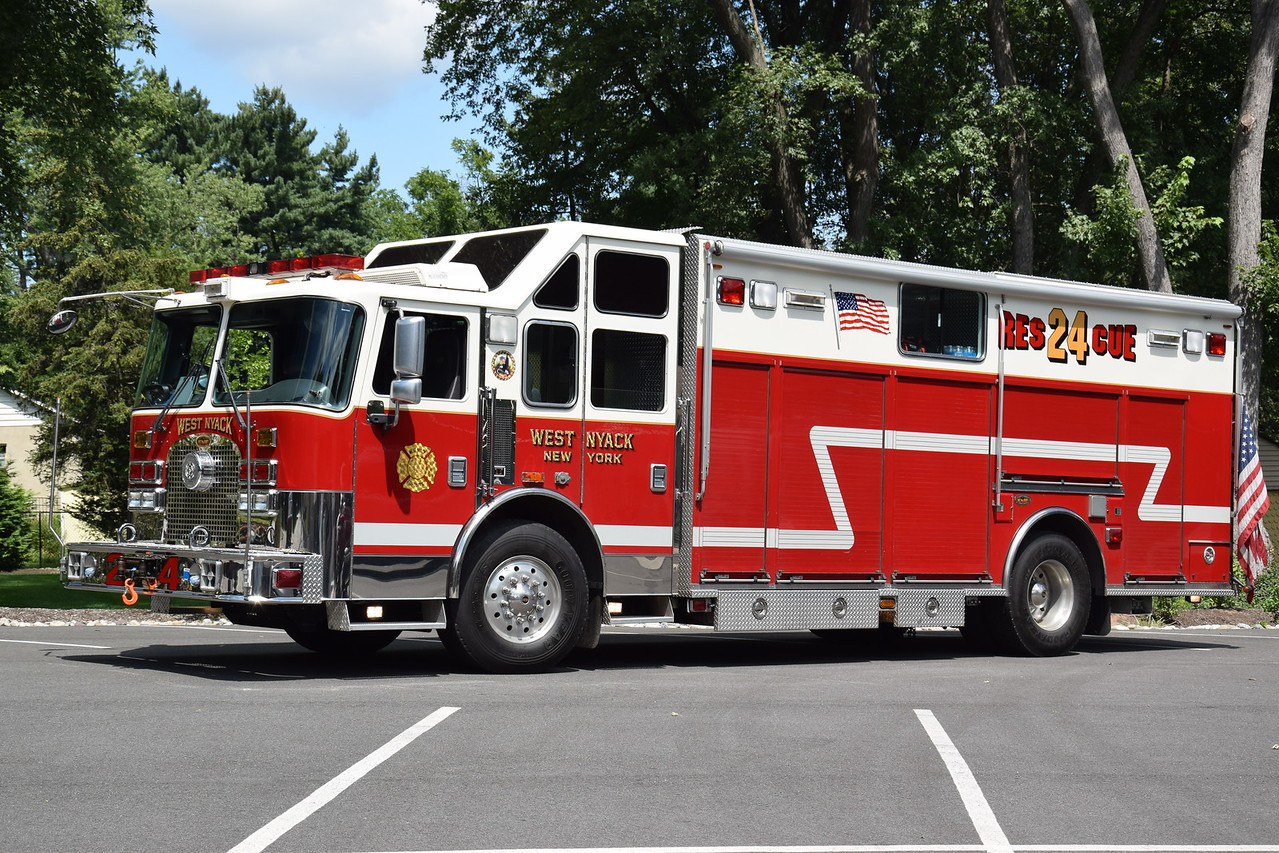 West Nyack Fire Department 24-Rescue