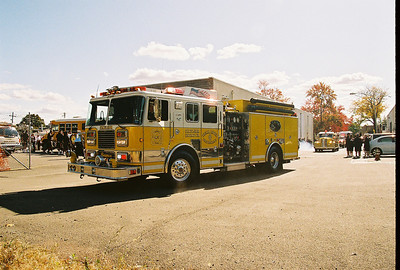 Photo's from  Rockland County Firefighters Parade held in SuffernNY 2008