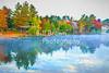 Mirror Lake Morning, Lake Placid
