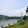 Poughkeepsie Bridge over the Hudson River