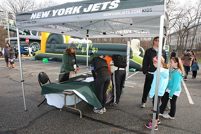 New York Jets Turkey Trot 2015