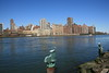 East River, Roosevelt Island, Manhattan