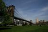 Brookly Bridge from DUMBO NYC