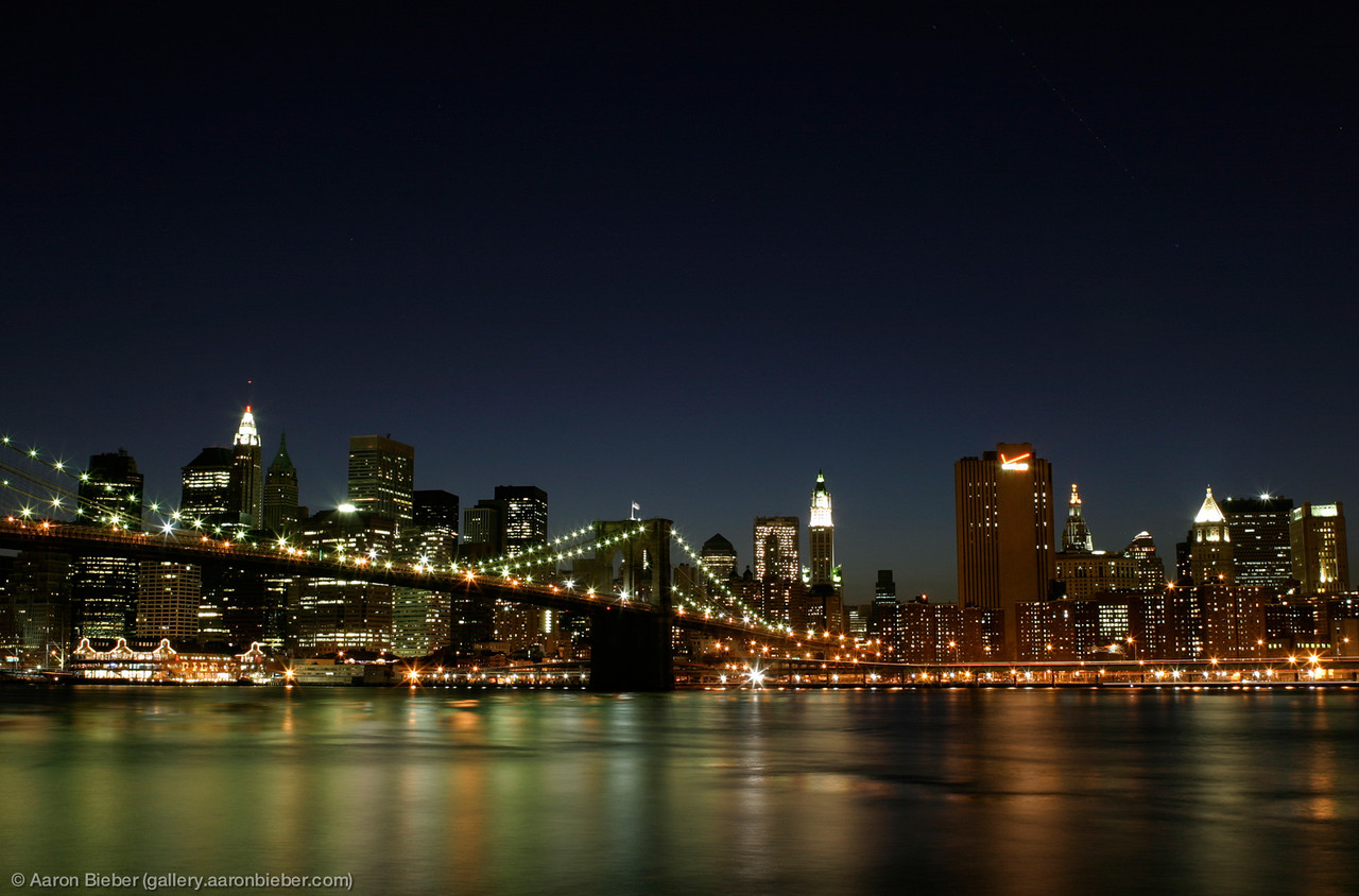 Brooklyn Bridge I