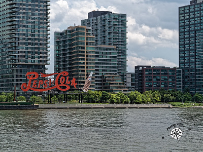 Pepsi Cola sign, Long Island City NY
