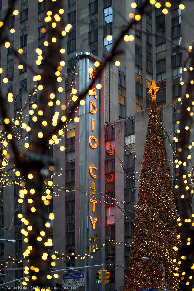 Radio City Christmas I