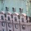 Old Manhattan Archtiecture Close-up