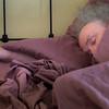 I had to include one shot of Michael sleeping!?!