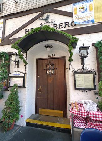 Heidelberg Restaurant, July 12, 2010