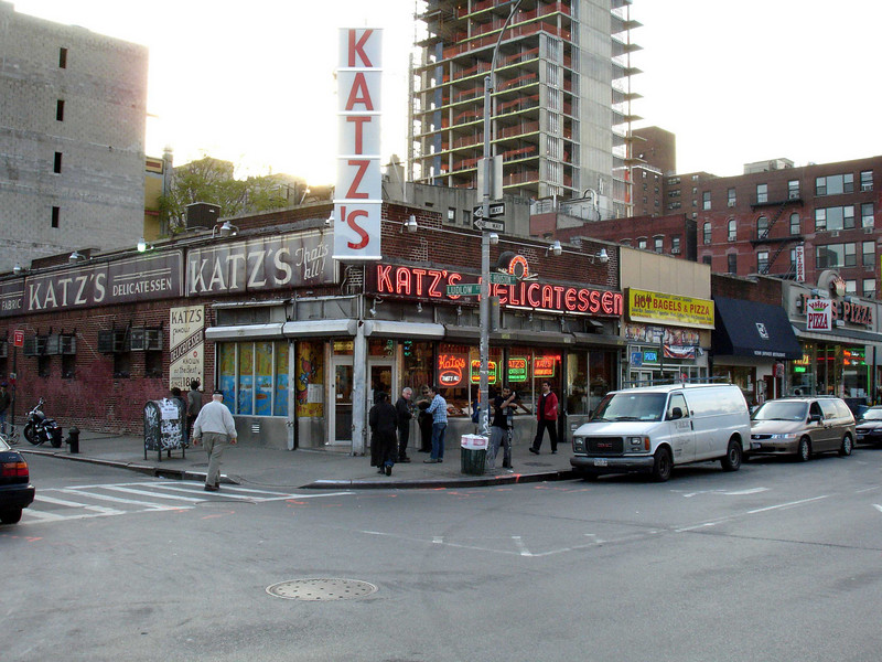 Gateway to the finest pastrami sandwich on the planet.