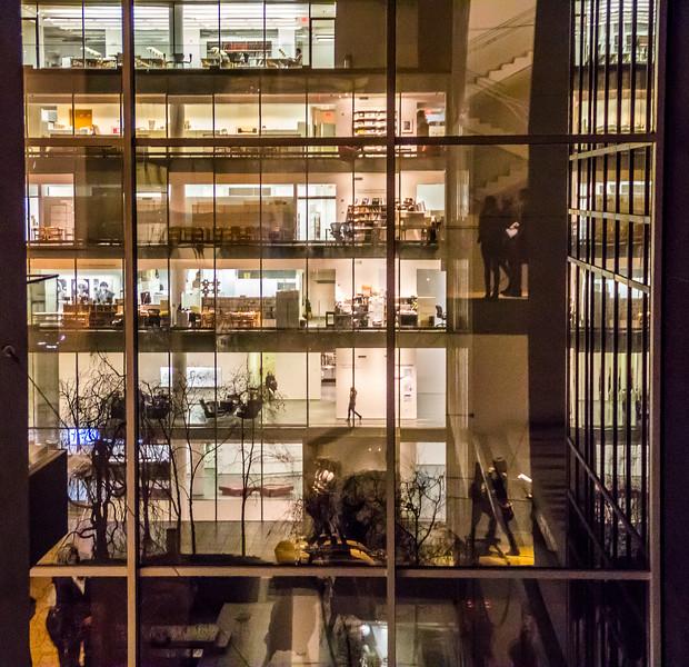 Modern Art, from the Museum Of Modern Art