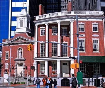 James Watson House in Manhattan
