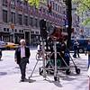 Making a movie in Manhattan