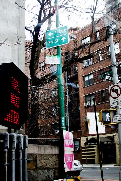 Winter in Manhattan Photograph 15