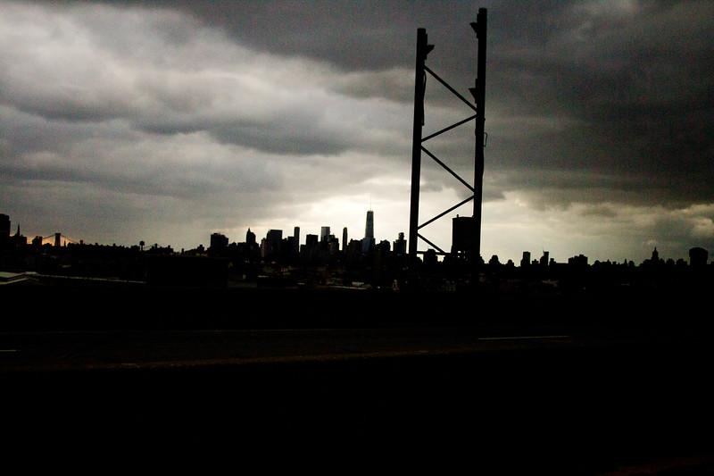 Winter in Manhattan Photograph 9