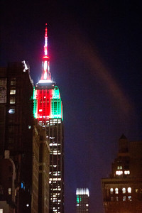Holiday Empire State Building
