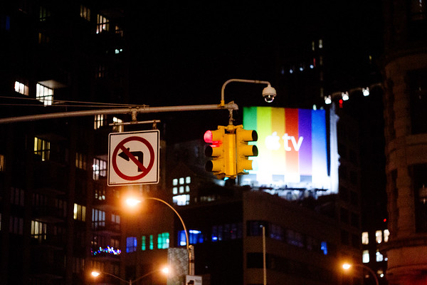 Stop Signal in New York
