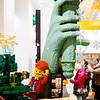 Lego City in New York
