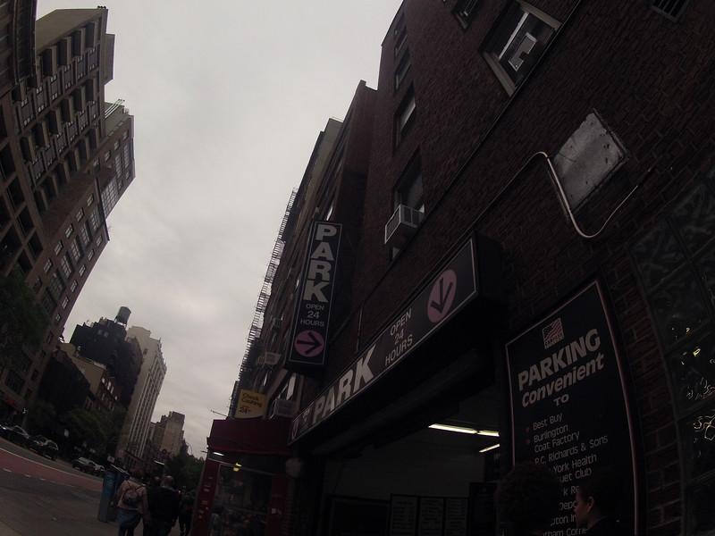 VR Photograph Walking Around Manhattan 34