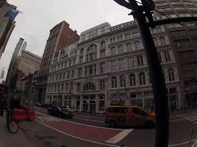 VR Photograph Walking Around Manhattan 8