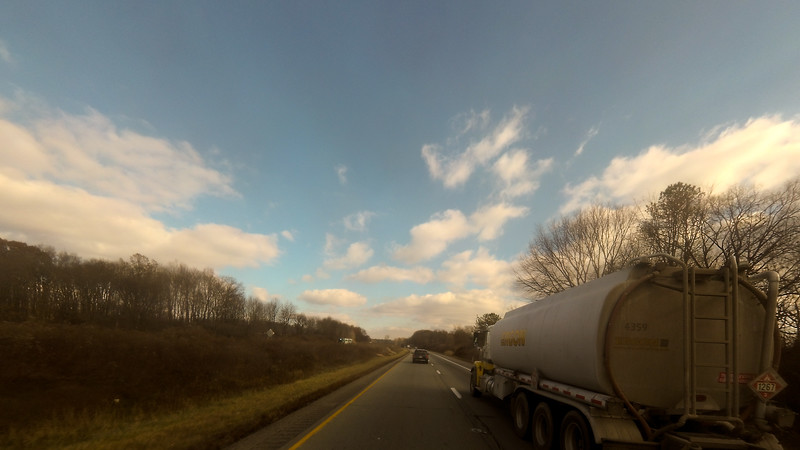 Passing a Tanker