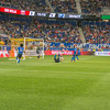 New York Red Bulls & Montreal on  Sept 24, 2016 on Red Bull arena,Harrison New jersey,  USA, MLS