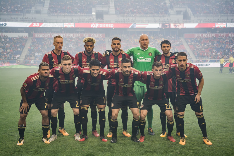 New York Red Bulls v Atlanta United
